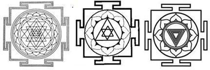 Symbolique des nombres et principes premiers 3yantra